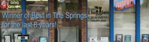 Award-winning Soggy Doggies Grooming Colorado Springs